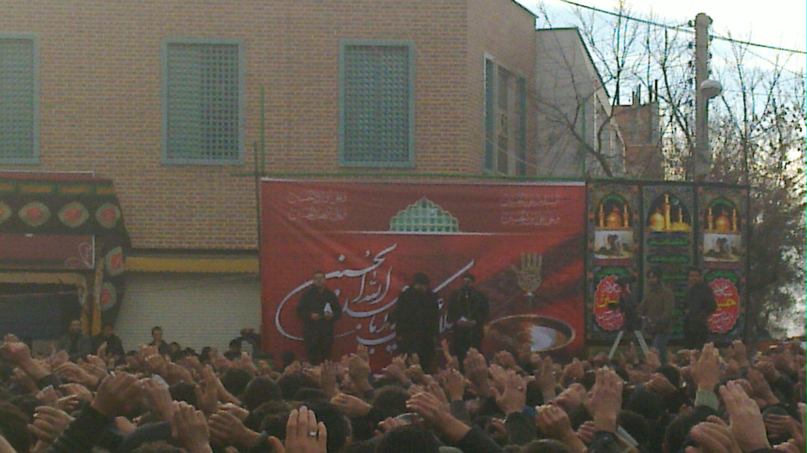 تاسوعای حسینی - اردبیل - عالی قاپو -89